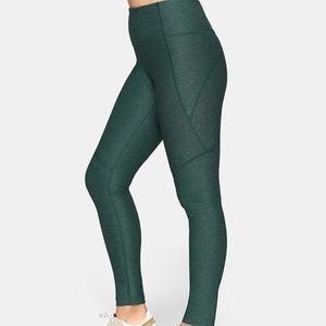 OUTDOOR VOICEA Hi-rise evergreen legging